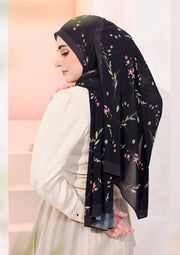 (Full Pleats ) BLOOMING EID Shawls in ELANOR