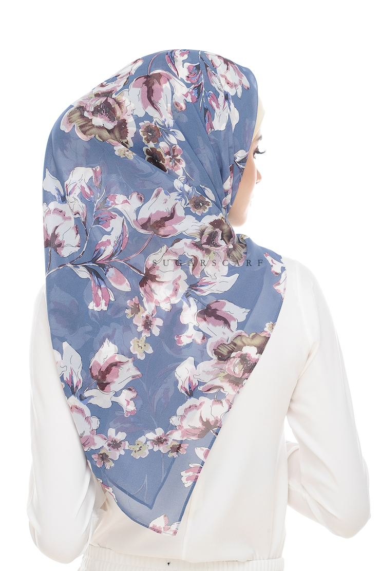 Sugarscarf BasicPrints Alisa - Square Wild Dream