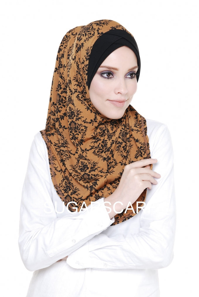 RAISSA rustic brown