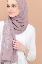 Shawl Pure CHARMING TAUPE