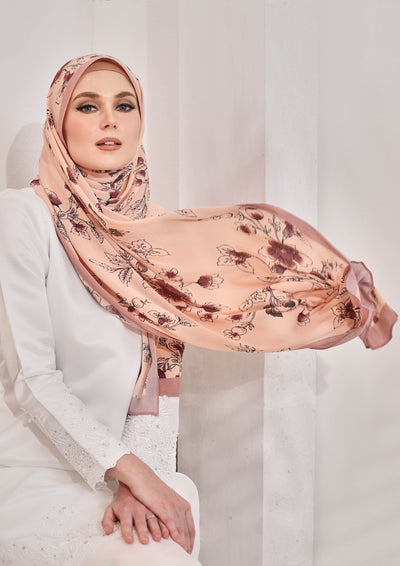 (Full Pleats ) BLOOMING EID Shawls in SOPHIE