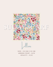 ( Square )  The Iconic You Blooming Series Mixed Satin Silk ( Lillias ) PREODER 1 week