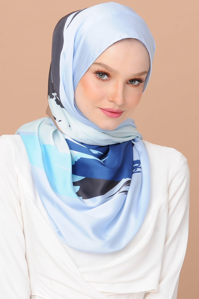DREAMY BLUE - Sugarscarf
