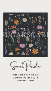 Mystic Forest collection in Sweet Pride (Black series square) - Restocking in 5 days