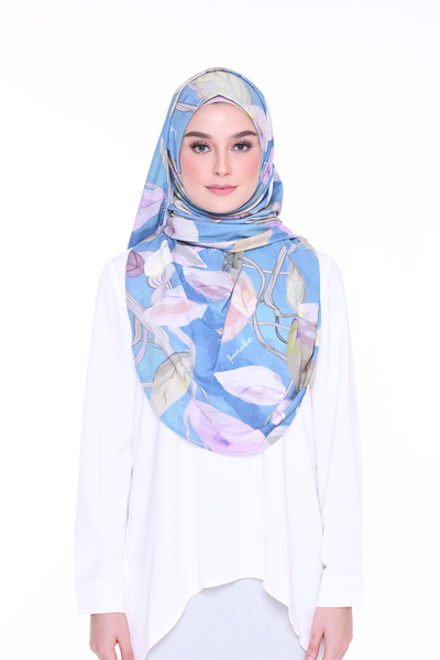 ( SummerJeans ) Julia Round Awning Pinless Semi Instant Shawl