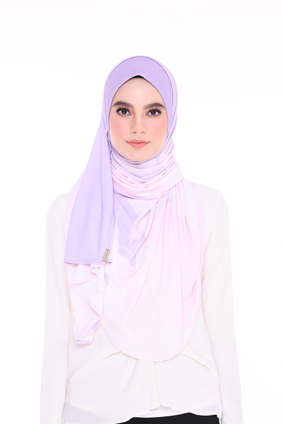 PREORDER Julia Round Pinless Semi Instant Shawl EUPHORIA Safe ( ETA 17th April 2019)