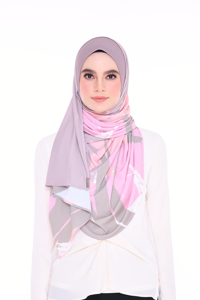 PREORDER Julia Round Pinless Semi Instant Shawl EUPHORIA Sure ( send before 6th May)