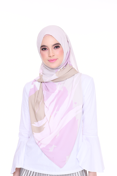 (Shawl) Euphoria Korean Chiffon ( Wonder )