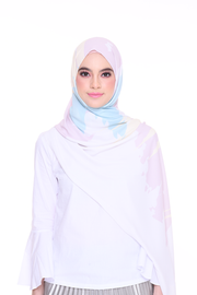 (Shawl) Euphoria Korean Chiffon ( Unicorn )