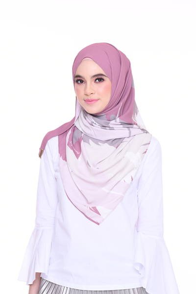 (Shawl) Euphoria Korean Chiffon (Determined )