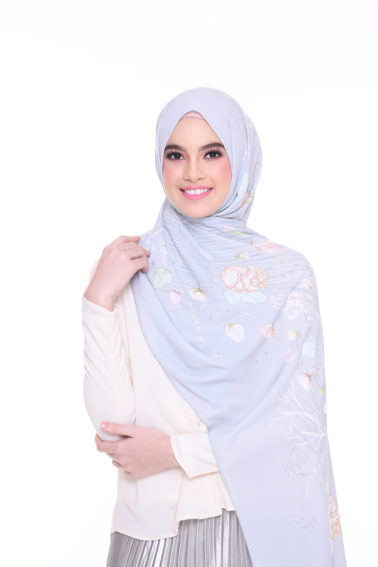 ( Long Shawl ) Chic Traveller in SilverCity