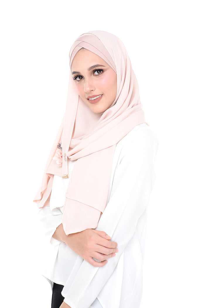 Madison 3D Marshmallow (TieBack) - Pink based ( Get RM40 off every 2 pcs purchased)