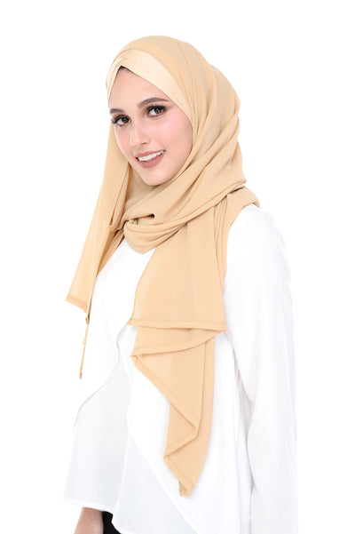 Madison Sofia 2.0 Biscotti Cream Tie Back