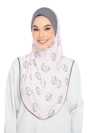 Luna SlipOn Classic SLIM ( L ) In Pink Lips