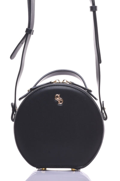 Daneen Round Bag -  Maleficient Black