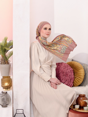 (Full Pleats) MOORISH Shawls in Moorish Crunchie