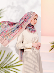 (Full Pleats) MOORISH Shawls in Princess