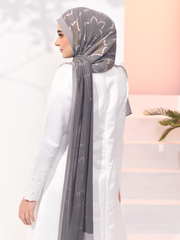 (Full Pleats) MOORISH Shawls in Moorish Delight