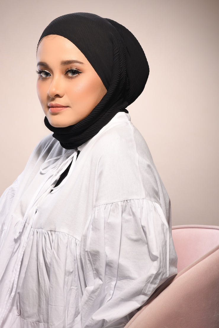Exclusive Miss Pleats Shawl - Catwoman ( Wide )