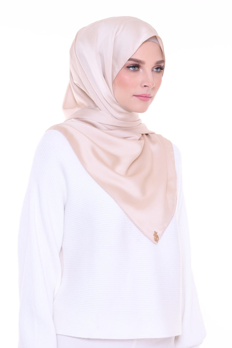 ( Shawl ) JUST MATTE Satin Basic - French 57
