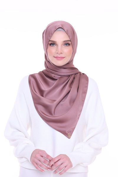 ( Shawl ) Just Matte Satin Basic - Gossip Girl