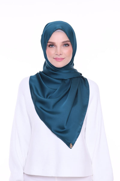 ( Shawl ) JUST MATTE Satin Basic - Just My Luck