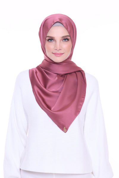 ( Shawl ) JUST MATTE Satin Basic - Baywatch
