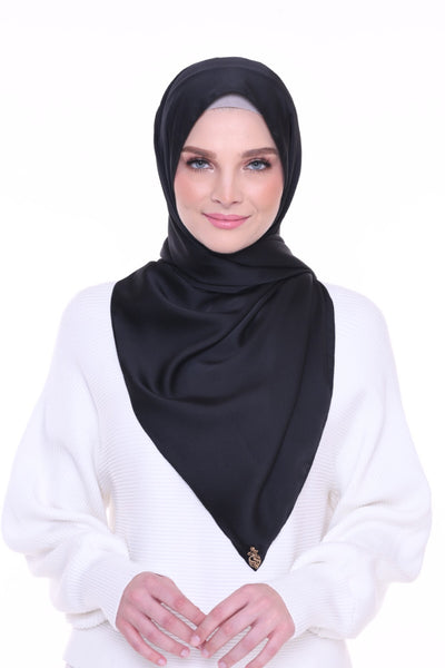 ( Shawl ) Just Matte Satin Basic - Eyeliner