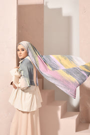 Full Pleats ( Wide Size ) Riang Collection In Fun