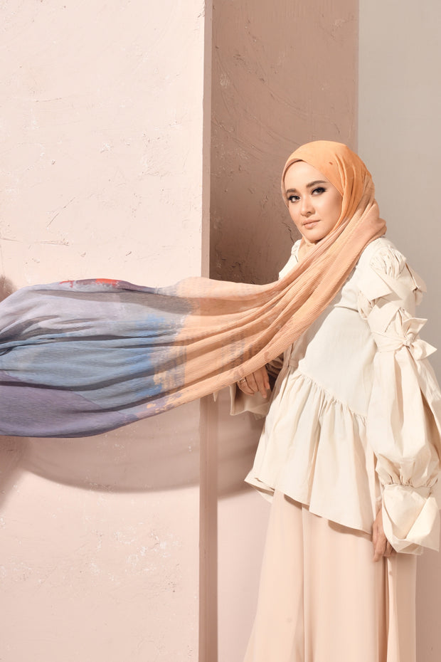 Full Pleats ( Wide Size ) Riang Collection In Empower
