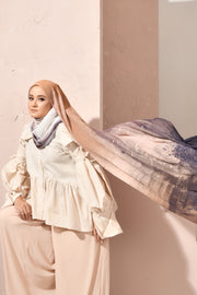 Full Pleats ( Wide Size ) Riang Collection In Loyalty