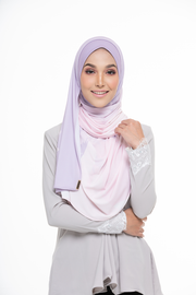 PREORDER Julia Round Pinless Semi Instant Shawl EUPHORIA Safe ( send before 6th May)