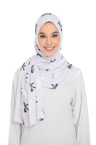 (ChildHood Memories) Pinless Semi Instant Shawl ( Choose awning ) -