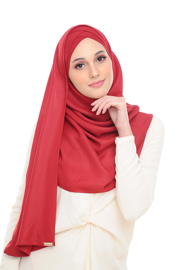 CS Instant Shawl MADISON GLITTER CRUSH - Sugarscarf