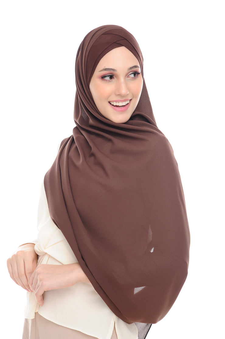 CS Instant Shawl MADISON CLASSIC CHOCOLATE FONDUE