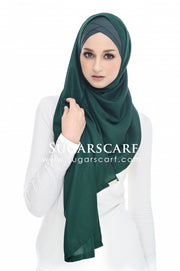 CS Instant Shawl MADISON GLITTER UNCONDITIONALLY - Sugarscarf