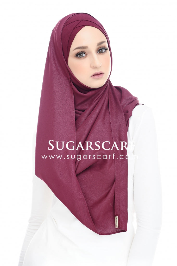 CS Instant Shawl MADISON GLITTER CHANDELIER - Sugarscarf