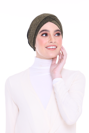 Blink Inner  - Layered Style ( GoldBlack ) With Tie Back