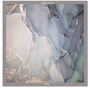 (Square) DOLCE Mix Satin Silk Scarf - Magic