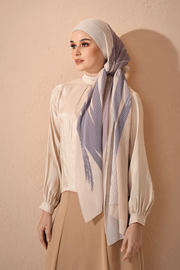 (Full Pleats ) EUPHORIA Shawls in Dear Future
