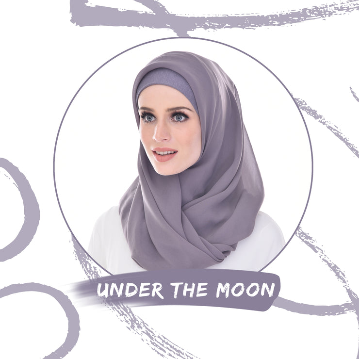 Claudia Under The Moon Square Instant - Sugarscarf