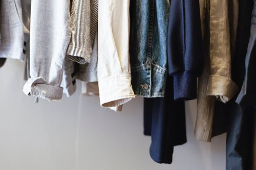 Tips for Hanging Your Clothes
