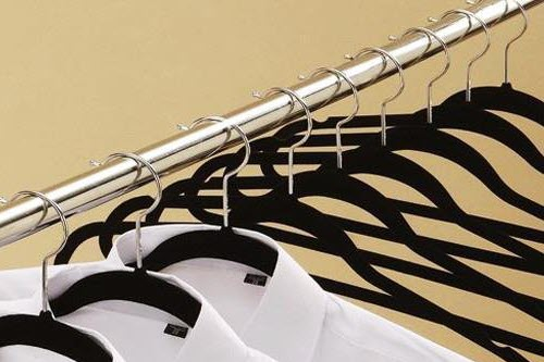 The Best Space Saving Hangers For Your Closet