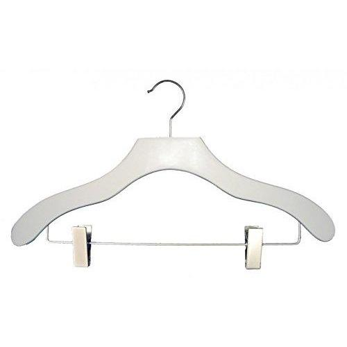 Wooden Coordinate Hangers - White - 17""