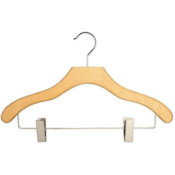 Wooden Coordinate Hangers - Natural - 17