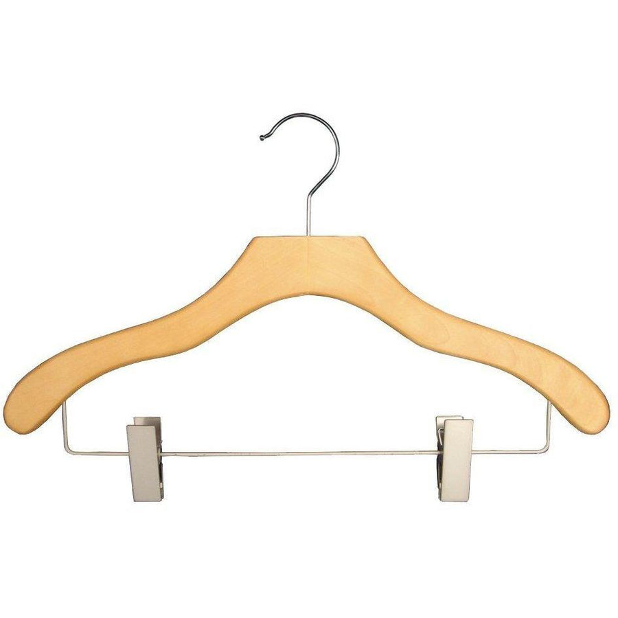 Wooden Coordinate Hangers - Natural - 17""