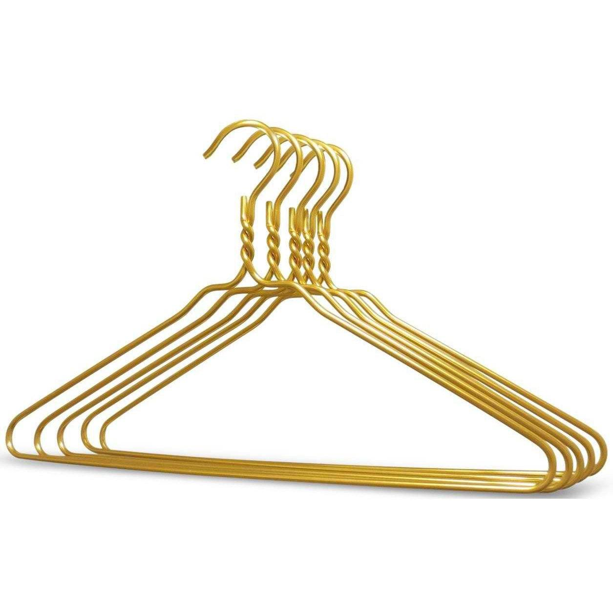 Heavy Duty Suit Hangers (10 Pack)