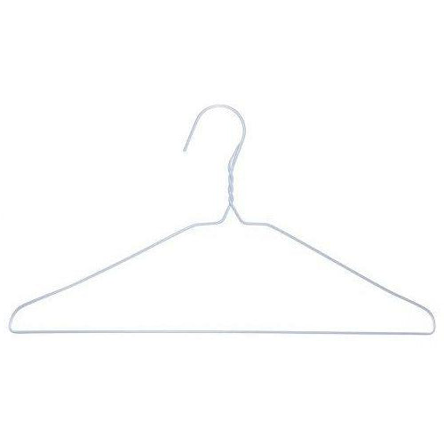 Made in The USA Vinyl Coated Wire Metal Hangers