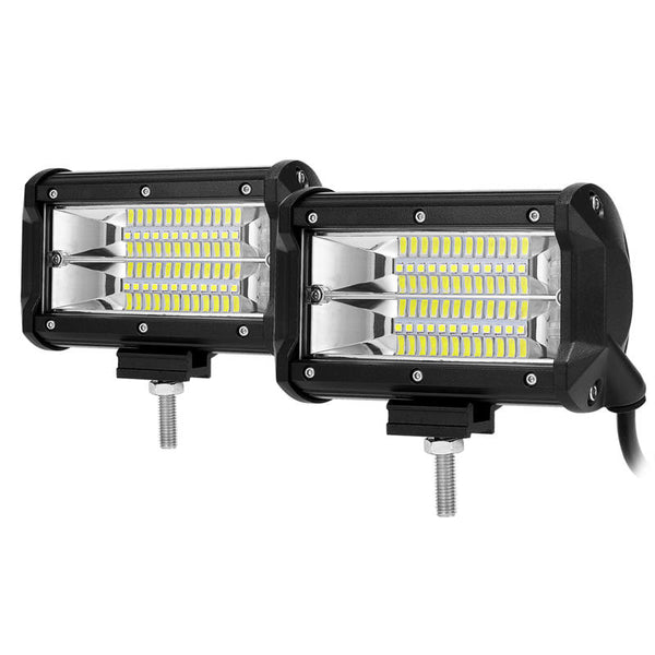 5 INCH 24W FLOOD BEAM ALL SIDES REFLECTOR LED WORK LIGHT