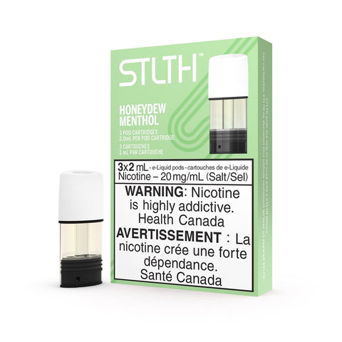 Honeydew Menthol STLTH Pods